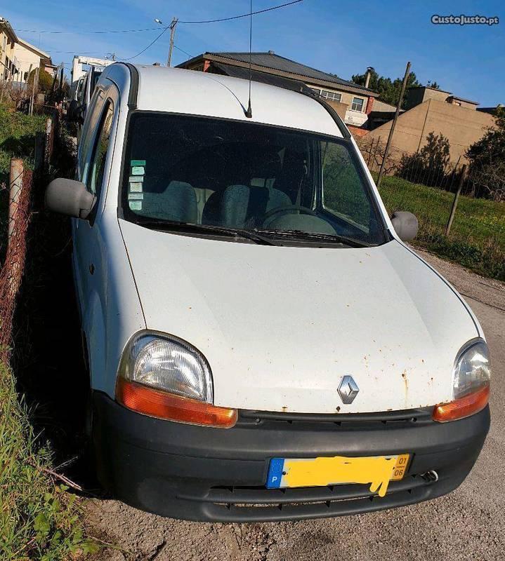 Vendido Renault Kangoo GrandVolume