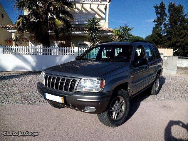 Usado Jeep Grand Cherokee 3.1TD   Limited   99