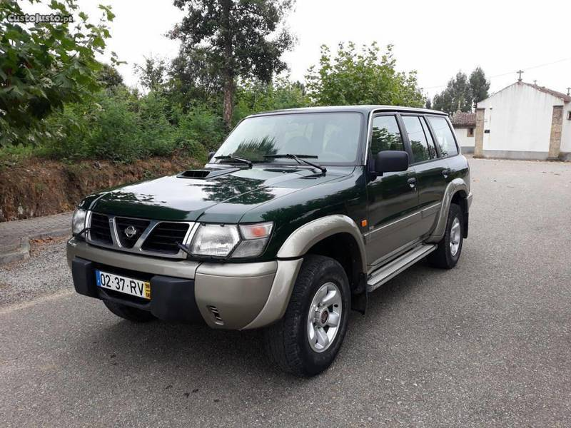 Sold Nissan Patrol Gr Y61 7 Lugares