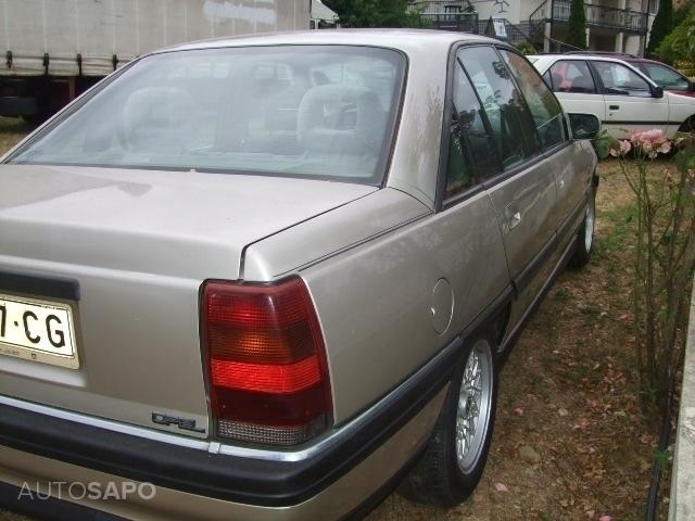 7cfbf012eaf Sold Opel Omega 2.0i GL (115cv) (4. - Carros usados para venda