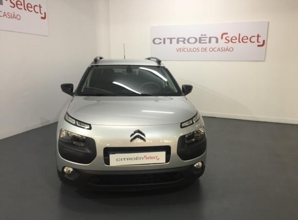 usado Citroën C4 Catus 1.2 Pure Tech 82 CVM Feel Viatura de serviço cc4fefe0fc