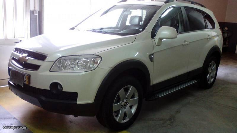 Sold Chevrolet Captiva Seven Xtreme Carros Usados Para Venda