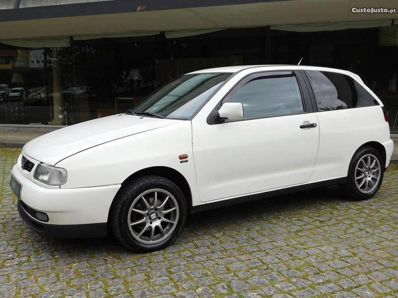 sold seat ibiza 1 9tdi sxe 98 carros usados para venda autouncle. Black Bedroom Furniture Sets. Home Design Ideas