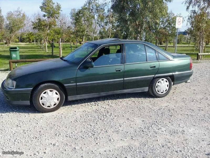 a6b25eb8244 Sold Opel Omega 2.0i - 92 - Carros usados para venda