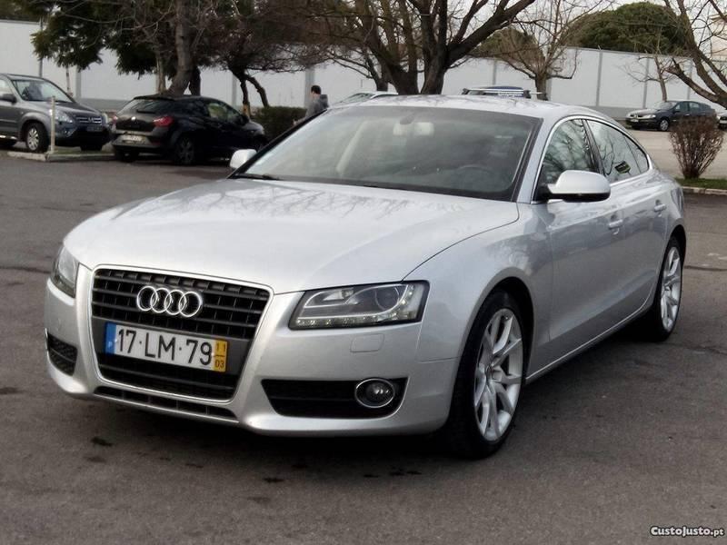Audi a5 diesel usados 12