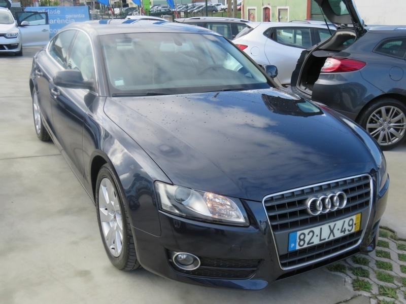 Audi a5 sportback usados venda 1