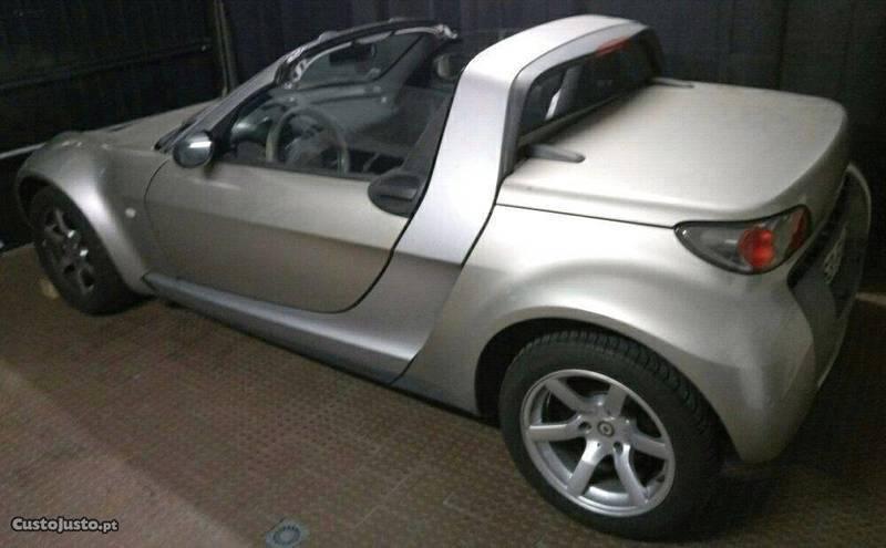 sold smart roadster 82cv 03 carros usados para venda autouncle. Black Bedroom Furniture Sets. Home Design Ideas