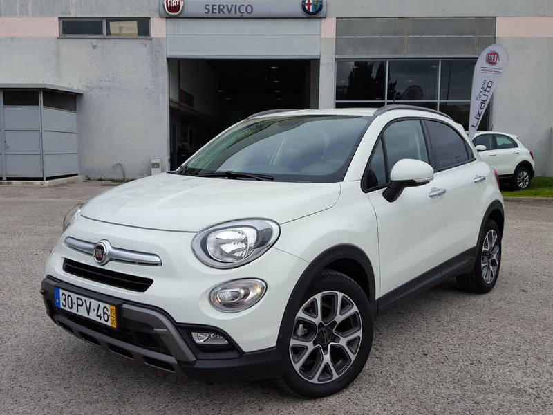 sold fiat 500x cross 1 6 multijet carros usados para venda. Black Bedroom Furniture Sets. Home Design Ideas