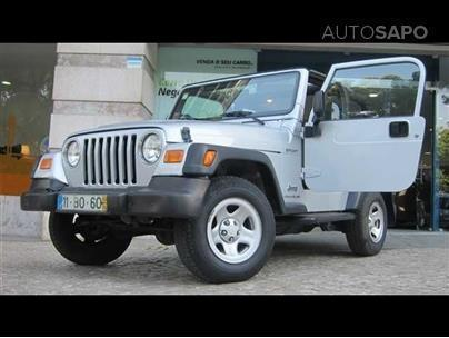 Usado Jeep Wrangler 2.4 Soft Top