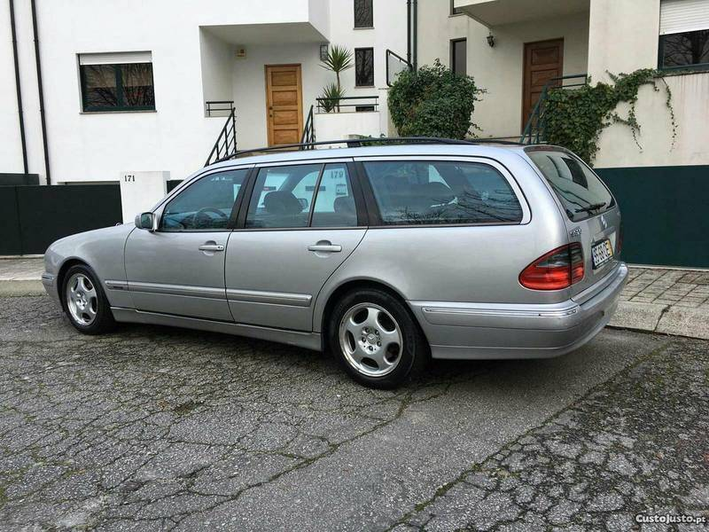 Sold mercedes e320 classe e 99 carros usados para venda for 99 mercedes benz e320