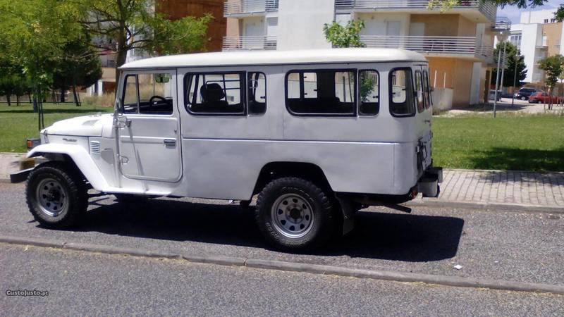 sold toyota land cruiser bj 45 - 83