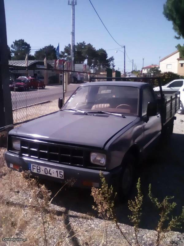 Usado Isuzu Pick Up Diesel   82