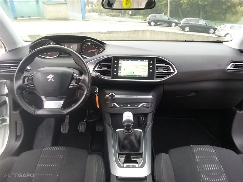 Vendido Peugeot 308 Sw 1 6 Bluehdi Al