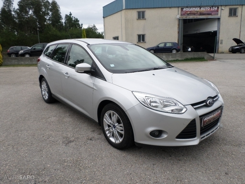 Sold Ford Focus SW 1.6 TDCI Trend .
