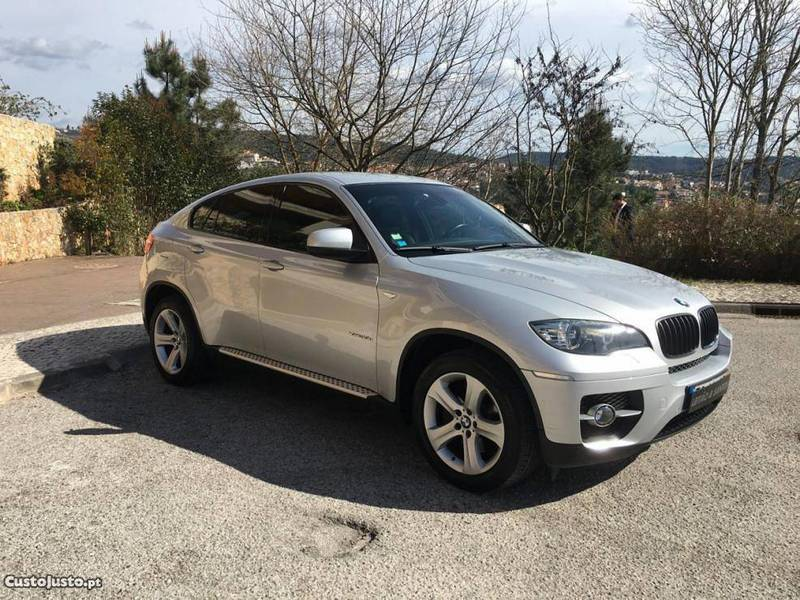 bmw x6 35d x drive sport 09 carros usados para venda autouncle. Black Bedroom Furniture Sets. Home Design Ideas