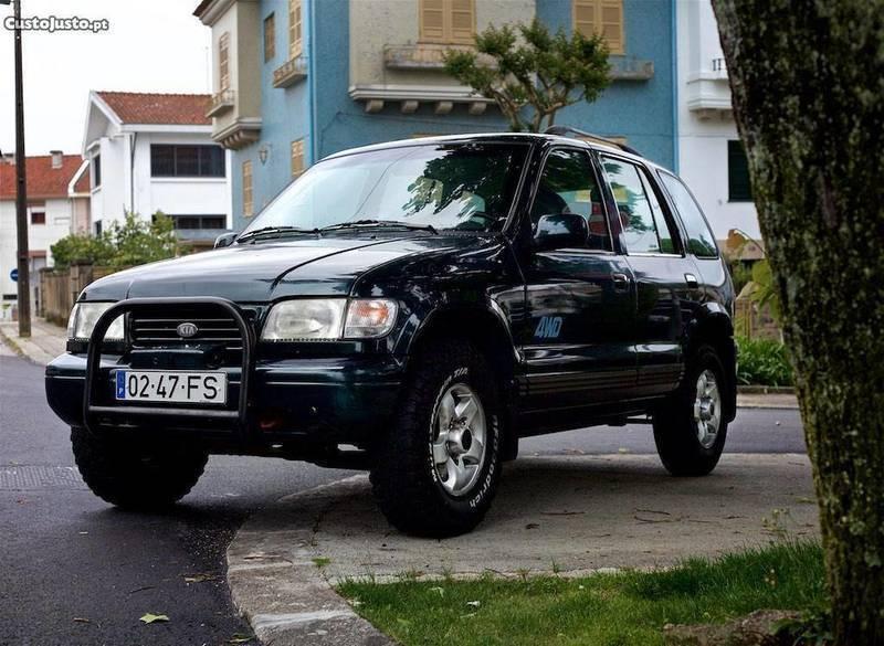Sold Kia Sportage 4X4 Diesel - 96 - Carros usados para venda