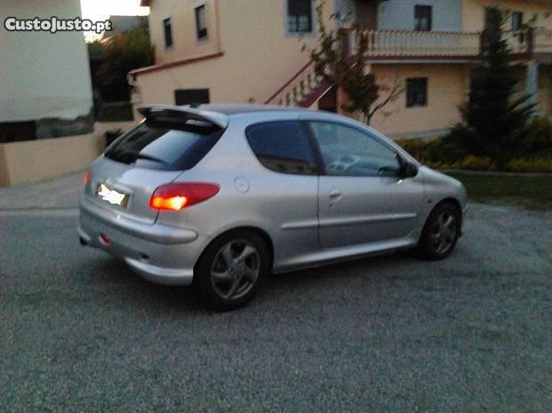 sold peugeot 206 2.0 hdi xs tuning - carros usados para venda