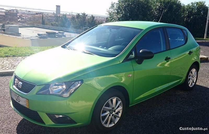 Sold Seat Ibiza 1 4 Tdi 90cv 15 Carros Usados Para Venda