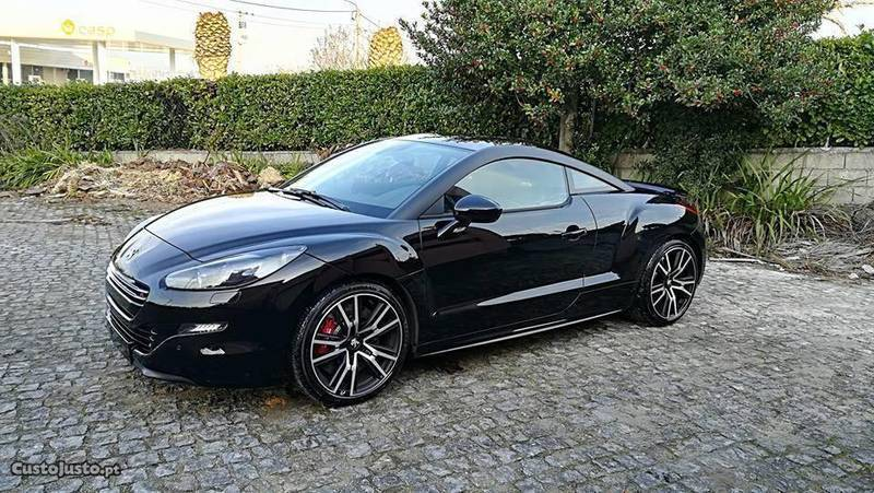 sold peugeot rcz r 270 cv 15 carros usados para venda. Black Bedroom Furniture Sets. Home Design Ideas