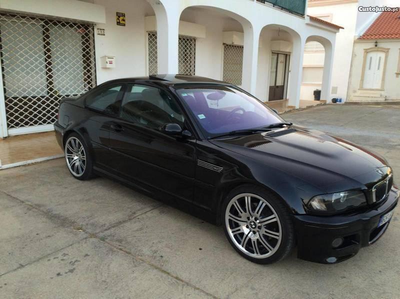 Vendido BMW M3 E46 - - Carros usados para venda