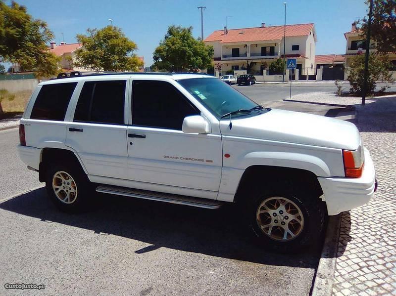 Usado Jeep Grand Cherokee ZJ   97