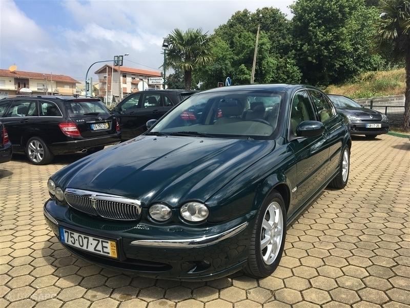 Usado Jaguar X Type 2.0 D Executive (130cv) (4p)