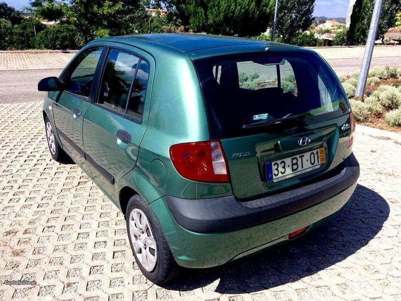 sold hyundai getz 1 0 70cv 06 carros usados para venda autouncle