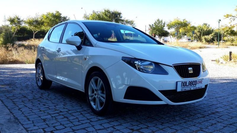 sold seat ibiza 1 2 tdi reference carros usados para venda. Black Bedroom Furniture Sets. Home Design Ideas