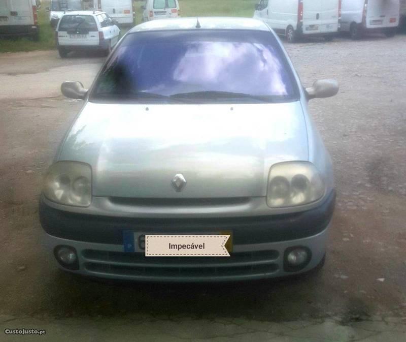 Renault clio usados de 22 websites para venda for 1 800 900 1370