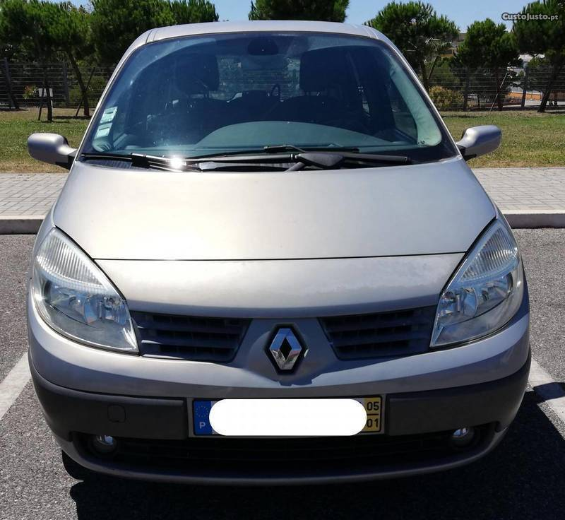 Vendido Renault Grand Scénic Dynamique