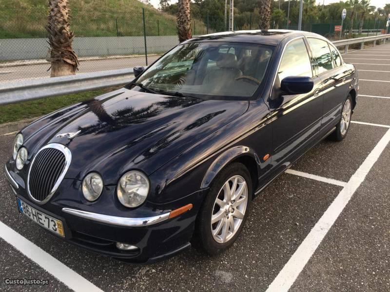 Usado Jaguar S Type 3.0 V6 Executive   99
