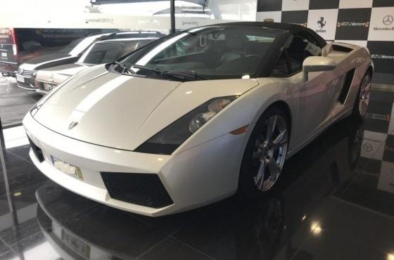 Usado Lamborghini Gallardo Spyder 5.0 V10