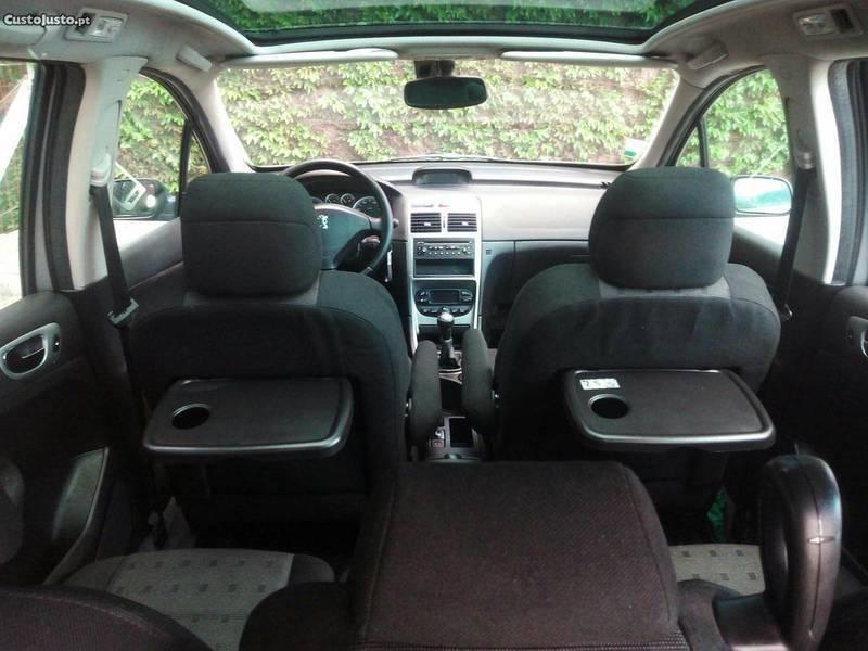 sold peugeot 307 2 0 hdi sw 110cv carros usados para venda. Black Bedroom Furniture Sets. Home Design Ideas
