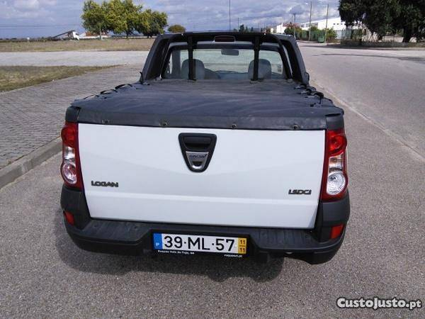 sold dacia logan pick up 1 5 dci carros usados para venda. Black Bedroom Furniture Sets. Home Design Ideas