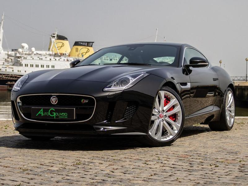 Usado Jaguar F Type Coupé S