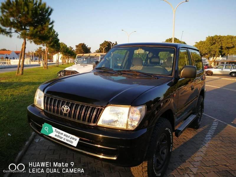 Superior Usado Toyota Land Cruiser J90