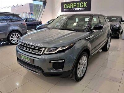 usado Land Rover Range Rover evoque 2.0 TD4 HSE Auto