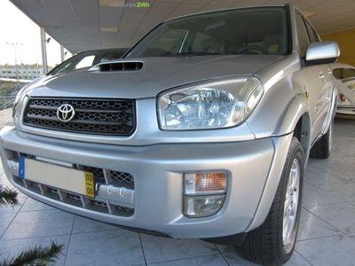 usado Toyota RAV4 2.0 D-4D Pack 2