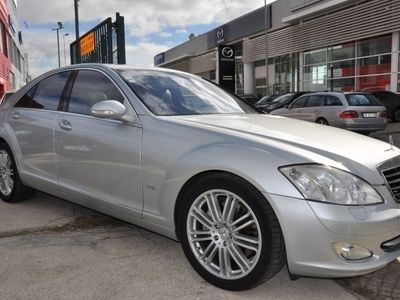 usado Mercedes S500 V8 Avangarde