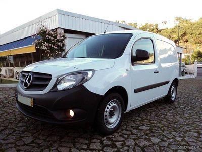 usado Mercedes Citan 109 CDi/27 90cv