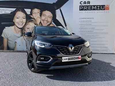 usado Renault Kadjar 1.5 dCi 115Cv Black Edition