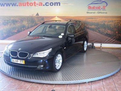 usado BMW 520 TOURING AUT. GPS