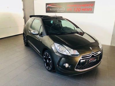 usado Citroën DS3 Cabriolet 1.6 HDi Airdream Sport Chic