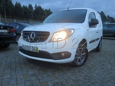 begagnad Mercedes Citan 109 CDi/27