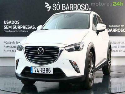 usado Mazda CX-3 1.5 Sky.Excellence HT Navi