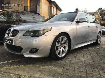 usado BMW 530 D extras pack M