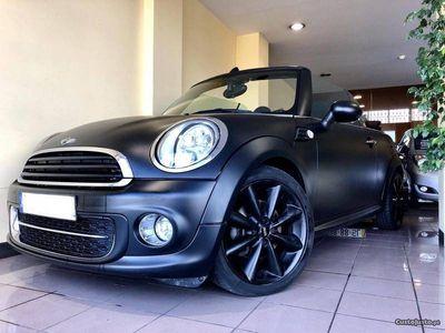usado Mini Cooper D Cabriolet