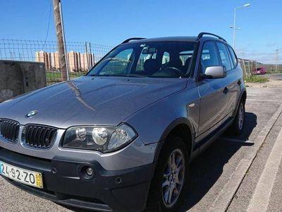 gebraucht BMW X3 X Drive