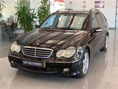 usado Mercedes C220 ClasseCDi Avantgarde (150cv) (5p)
