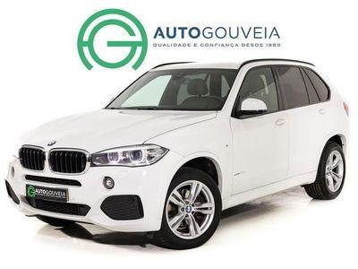 usado BMW X5 25d sDrive M Sport Auto 7L